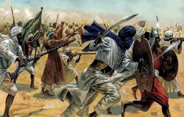 Image result for arab invasion of india