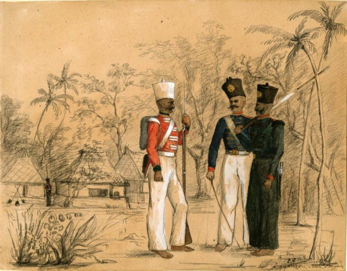 brahmin soldier