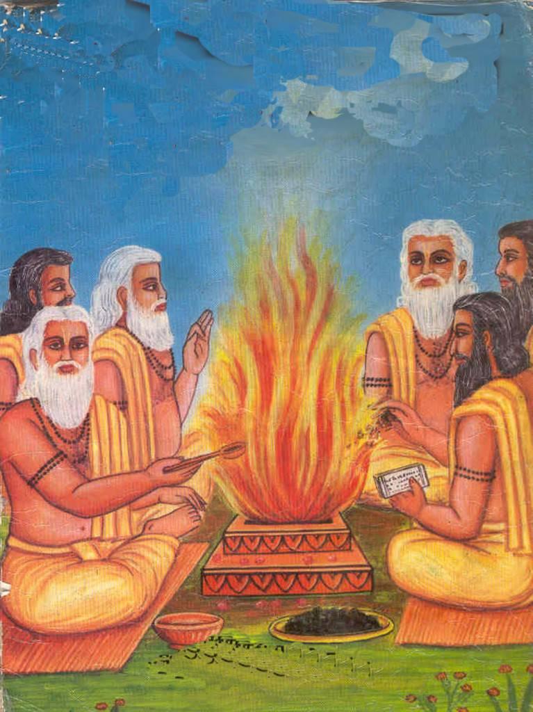 Vedic Fire