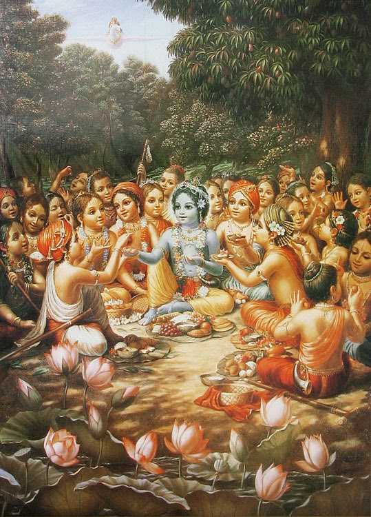 dazzled hindus